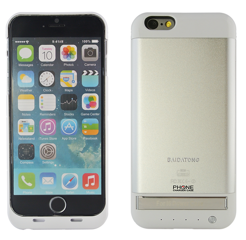 """iPhone 6 Power Case 4.7"""" External Protective 3800"""