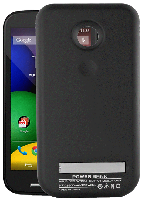 Motorola Moto E Power Case External Protective