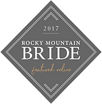 Rocky Mountain Bride Featured Venue 2017