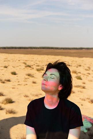 lieberoser wüste, desert, portrait