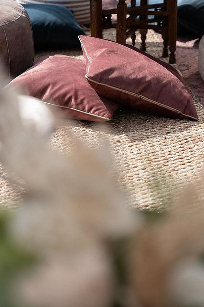 pillows event design rug berlin event sun