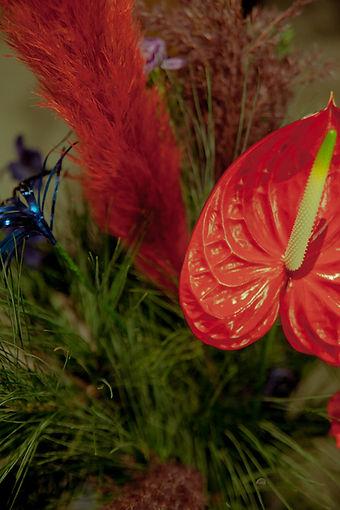 festive florals berlin event design