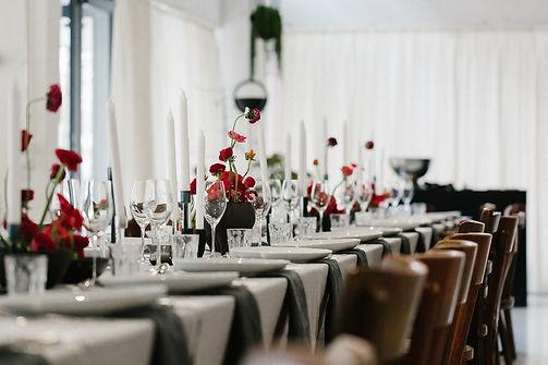 Event Design Floral Installation