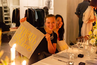 taube grau berlin catering dinner party