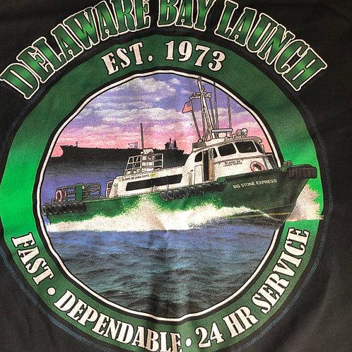 Men's LS T-Shirt - Black