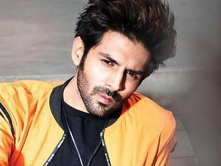 Bollywood actor kartik aryan