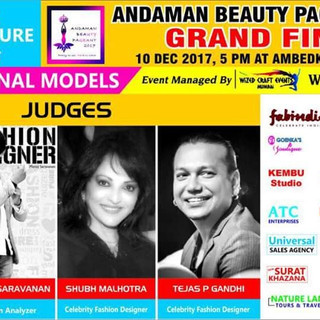 Andaman First Beauty Pageant