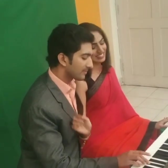 Music video Song shoot_Behind the scene