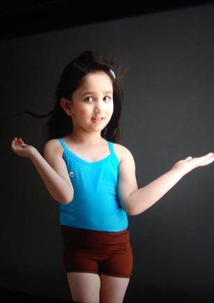 Inner Wear Shoot with Chhavi (Bangalore kid model) and Advaith (Chennai kid model)