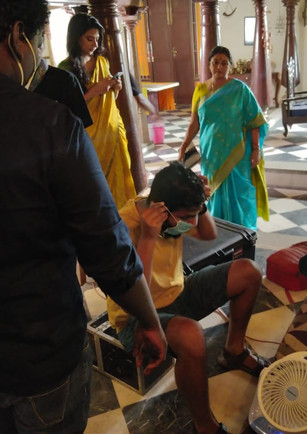 Chennai Jewellery shoot After Lockdown