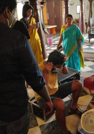 Chennai Jewellery shoot After Lockdown