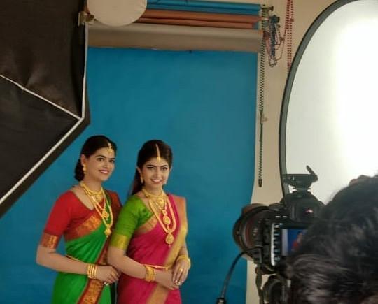 Jewellery shoot : Actress Sneha  #aelanz