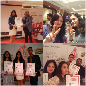 Global Youth Award For Marketing