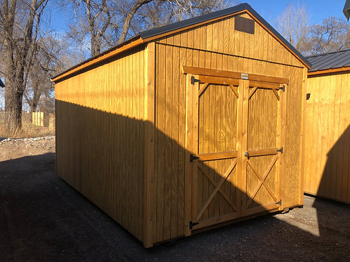 10x16 Utility Style Shed