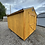 Thumbnail: 8x12 Utility Style Front Door
