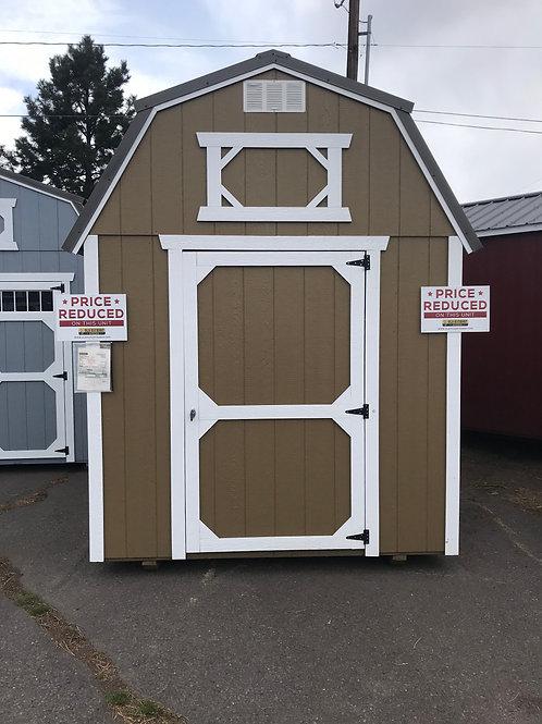 8x12 Lofted Barn Front Door SOLD