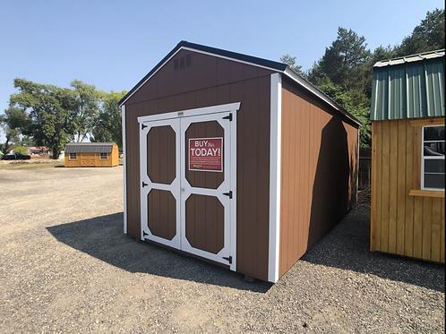 10x20 Utility Style Storage Shed