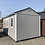 Thumbnail: 10x20 Side Door Utility Shed