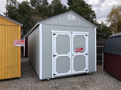 10x20 Utility Style Shed