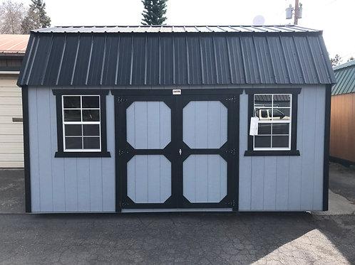 10x16 LoftedBarn Side Door