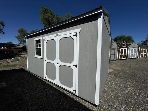 10x16 A Frame Side Door