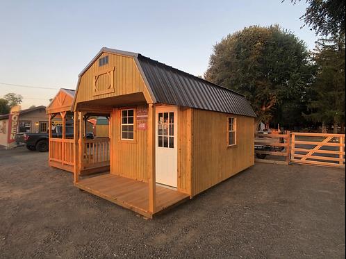 10x20 Lofted Barn Playhouse