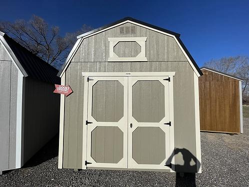 10x16 Lofted Barn Front Door