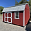 Thumbnail: 10x16 Lofted Barn Side Door