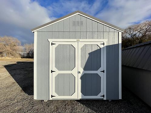 10x16 A Frame Front Door