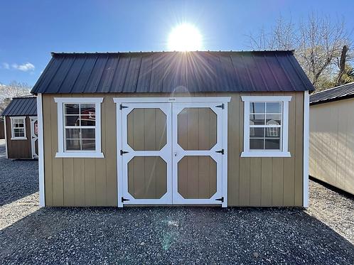 10x16 Lofted Barn Style Front Door