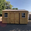 Thumbnail: 10x16 Utility Style Shed