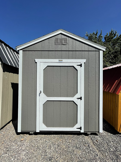 8x10 A Frame Style Shed