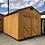 Thumbnail: 10x14 Utility Shed