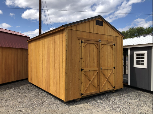 10x14 Utility Shed