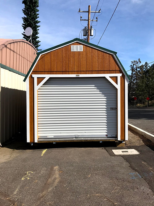 12x28 Garage Lofted Barn
