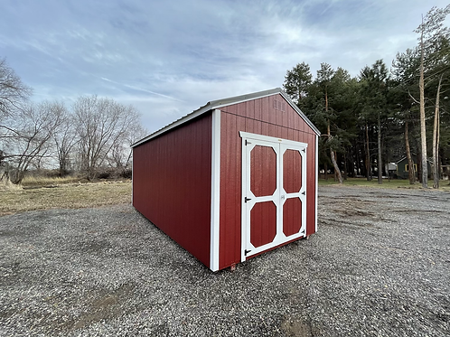 10x20 A Frame Style Shed