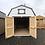 Thumbnail: 10x20 Lofted Barn w/ Double Doors