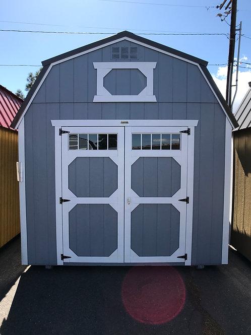 10x20 Lofted Barn Front Doors