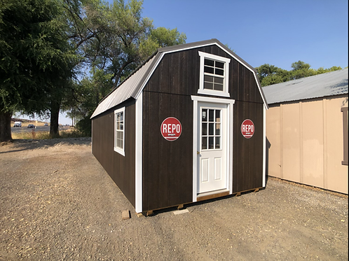 Repo 12x30 Lofted Barn Style Building