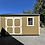 Thumbnail: 10x16 A Frame Style Side Door