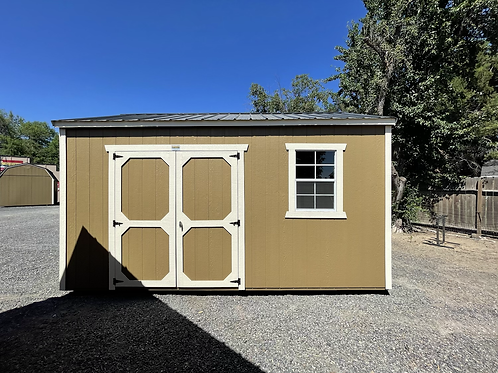 10x16 A Frame Style Side Door