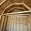 Thumbnail: 10x16 Lofted Barn Front Door