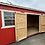 Thumbnail: 10x20 A Frame Style Side Door