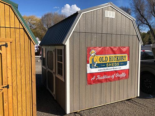 10x12 Side Door Lofted Barn