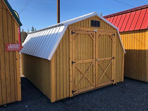 10x12 Barn Style Shed