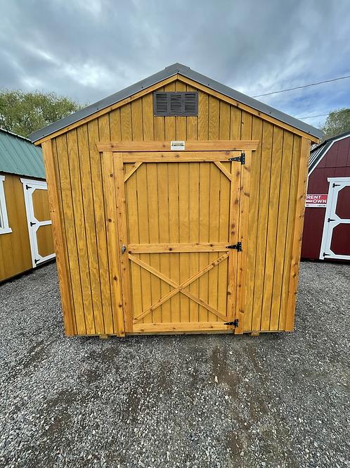 8x12 Utility Style Front Door