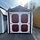 Thumbnail: 8x12 A Frame Style Double Door