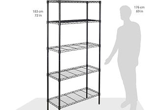 The best storage shelf storage unit shel