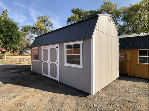 10x20 Lofted Barn Style Storage Shed