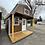 Thumbnail: 10x20 Lofted Barn Front Porch
